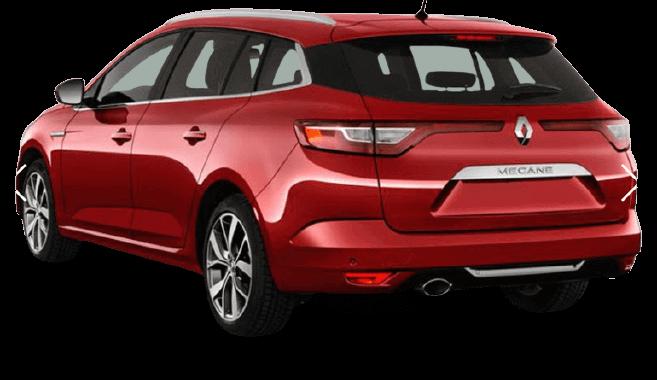 La Mégane Hybride rentre dans la car policy